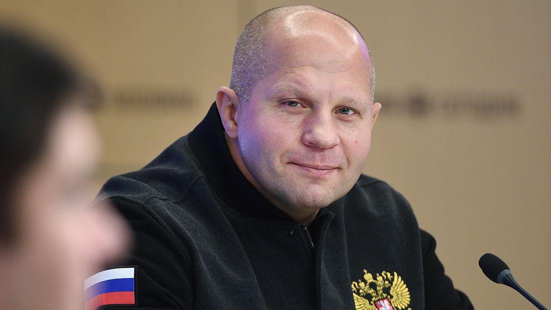 Федор Емельяненко может закончить карьеру после одного боя