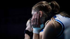 Волейболистки сборной России проиграли Польше в заключительном матче Лиги наций