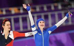 «После такой Олимпиады ничего нестрашно». Наталья Воронина творит историю