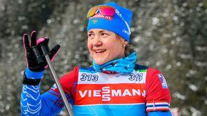Эберг выиграла индивидуальную гонку, Куклина лучшая из россиянок. ЧМ по биатлону в Эстерсунде.LIVE!