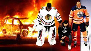 Темнокожие хоккеисты требуют прервать плей-офф НХЛ из-за стрельбы в афроамериканца Блэйка. Сезон снова под угрозой