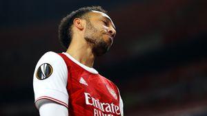«Арсенал» проиграл «Олимпиакосу», но вышел в 1/4 финала Лиги Европы