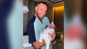 Макгрегор объявил о рождении третьего ребенка