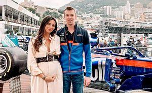 Квят боится стать отцом по ходу Гран-при Великобритании. Дочь Нельсона Пике вот-вот родит ребенка