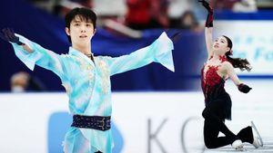 С четверным сальховом и тройными акселями Кихира выиграла чемпионат Японии. Она готова бороться с русскими звездами