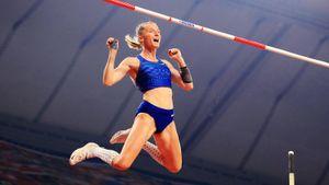Прыгунья с шестом Сидорова побила рекорд олимпийской чемпионки Исинбаевой, победив на чемпионате России-2020