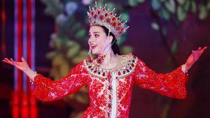 Алина Загитова упала во время шоу «Руслан и Людмила» в Сочи: видео