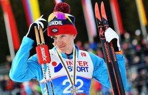 Большунов: «Яеще некороль лыжных гонок»