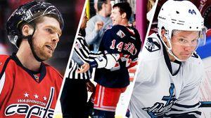 Хоккей под кокаином. 10 игроков, которых ловили набелом порошке доКузнецова иДьякова