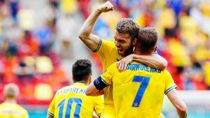 Украина вышла в плей-офф Евро! Команде Шевченко помогли испанцы, разгромившие Словакию со счетом 5:0