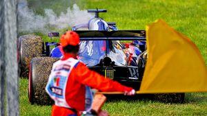 У Квята третий раз подряд сломался мотор — теперь на Гран-при России. Что творится?