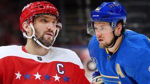 «Вашингтон» не защитил Овечкина, «Сент-Луис»— Тарасенко. Кто из россиян может оказаться в новом клубе НХЛ