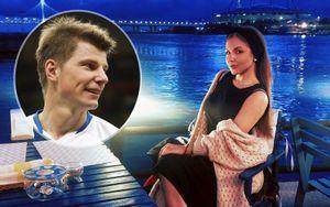 Бывшая жена Кержакова засняла Аршавина с новой девушкой. Они обнимались и шутили на дне рождения: видео