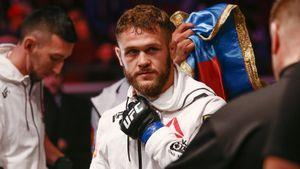 Боец UFC Физиев отказался выступать под флагом Киргизии из-за религиозной травли
