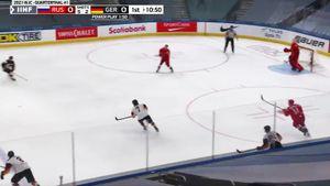 «Это был фетисовский пас». Русский хоккеист Пономарев оценил классную голевую передачу партнера в матче с Германией