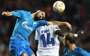 «Краснодар» победил в Турции, «Зенит» довольствовался ничьей в Дании. Как это было