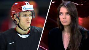 Русский хоккеист стал первым заразившимся коронавирусом вНХЛ. Жена обвиняет его впохищении детей