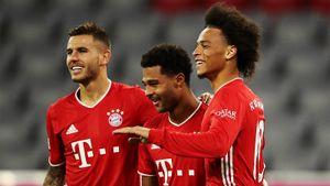 «Бавария», что ты за монстр? Мюнхен уничтожил «Шальке» в первом же туре 8:0, у Сане гол и 2 ассиста