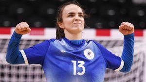 Вяхирева, признанная MVP олимпийского гандбольного турнира, объявила о намерении приостановить карьеру