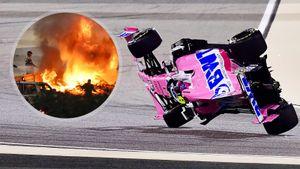 Русский гонщик Квят случайно организовал две аварии в Бахрейне. В следующем году его не будет в Формуле-1