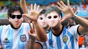 «Пять финалов Месси— и ноль голов от него». Болельщики смеются над Лео даже после выигранного Кубка Америки