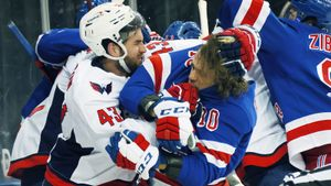 Панарина предали в Америке? Русского хоккеиста чуть не покалечили, но «Рейнджерс» не планируют мстить за него