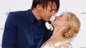 Свадьба фигуристов Транькова и Волосожар: предложение в бассейне, церемония — с видом на Кремль
