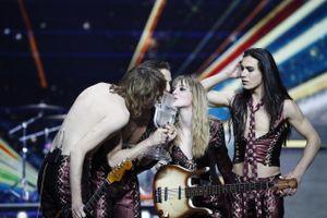 Канделаки подшутила над итальянскими рокерами, выигравшими Евровидение: «Нежные, как вся нынешняя Европа»