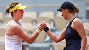 Павлюченкова разгромила Азаренко и вышла в четвертьфинал «Ролан Гаррос». Последний раз она была там 10 лет назад