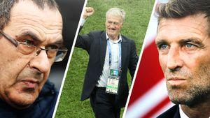Сарри, Дешам или Каррера. Кто будет новым главным тренером «Ювентуса»