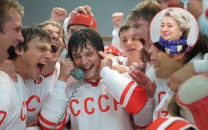 Тарасова: «В фильме «Легенда №17» мне очень понравилась игра Меньшикова. Даже страшно, как он напоминал отца»