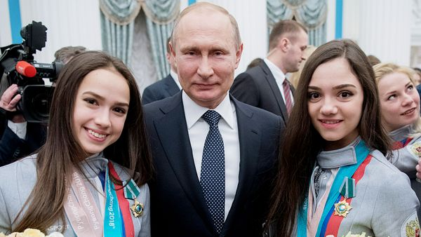 Медведева, Туктамышева, Ласицкене идругие звезды русского спорта, которые могут стать политиками вбудущем
