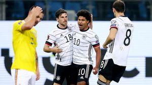 Германия одержала волевую победу над Румынией в матче квалификации ЧМ-2022