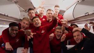 Футболисты «Спартака» записали видеопоздравление Федуну. Владельцу клуба исполнилось 65 лет