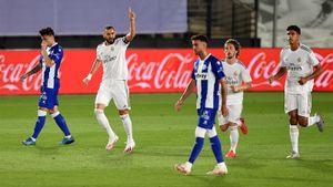 «Реал» после возобновления сезона не остановить. Уже восемь побед подряд