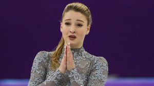 Участница Олимпиады-2018 Мария Сотскова завершила карьеру в возрасте 20 лет