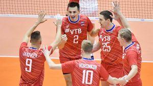 Русские волейболисты с победы стартовали на Кубке мира. В Японию Саммелвуо привез резервистов