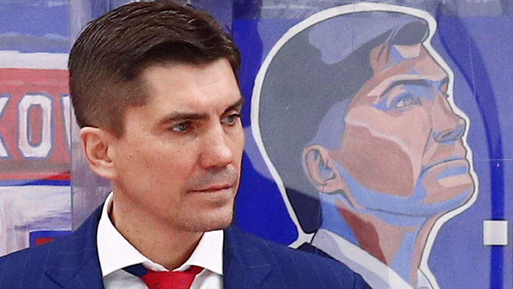 Помочь сборной на Олимпиаде или вернуть Авангард в Омск Где будет работать тренер-чемпион Никитин