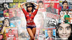 «Мы делали Playboy для фанатов». Как взлетал и почему умер «Total Football» — главный футбольный глянец страны