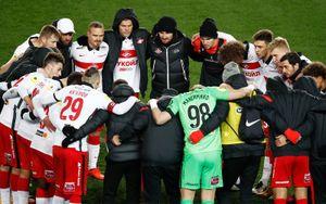 Общая стоимость игроков «Спартака» преодолела 100 млн евро