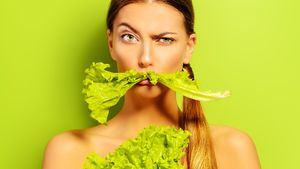 Какая зелень самая полезная для человека