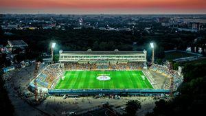 Официально: «Олимп-2» в Ростове-на-Дону переименован в стадион «Олимп» имени Виктора Понедельника