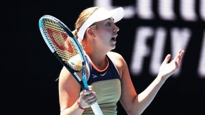 19-летняя Потапова уступила Уильямс, которой в этом году будет 40. Настя испугалась победить легендарную американку