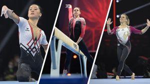 Немецкие гимнастки сменили купальники на комбинезоны. Так они привлекают внимание к проблеме насилия в их спорте
