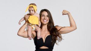 Девушка-боец UFC Дерн проиграла впервые в карьере. 4 месяца назад она родила ребенка