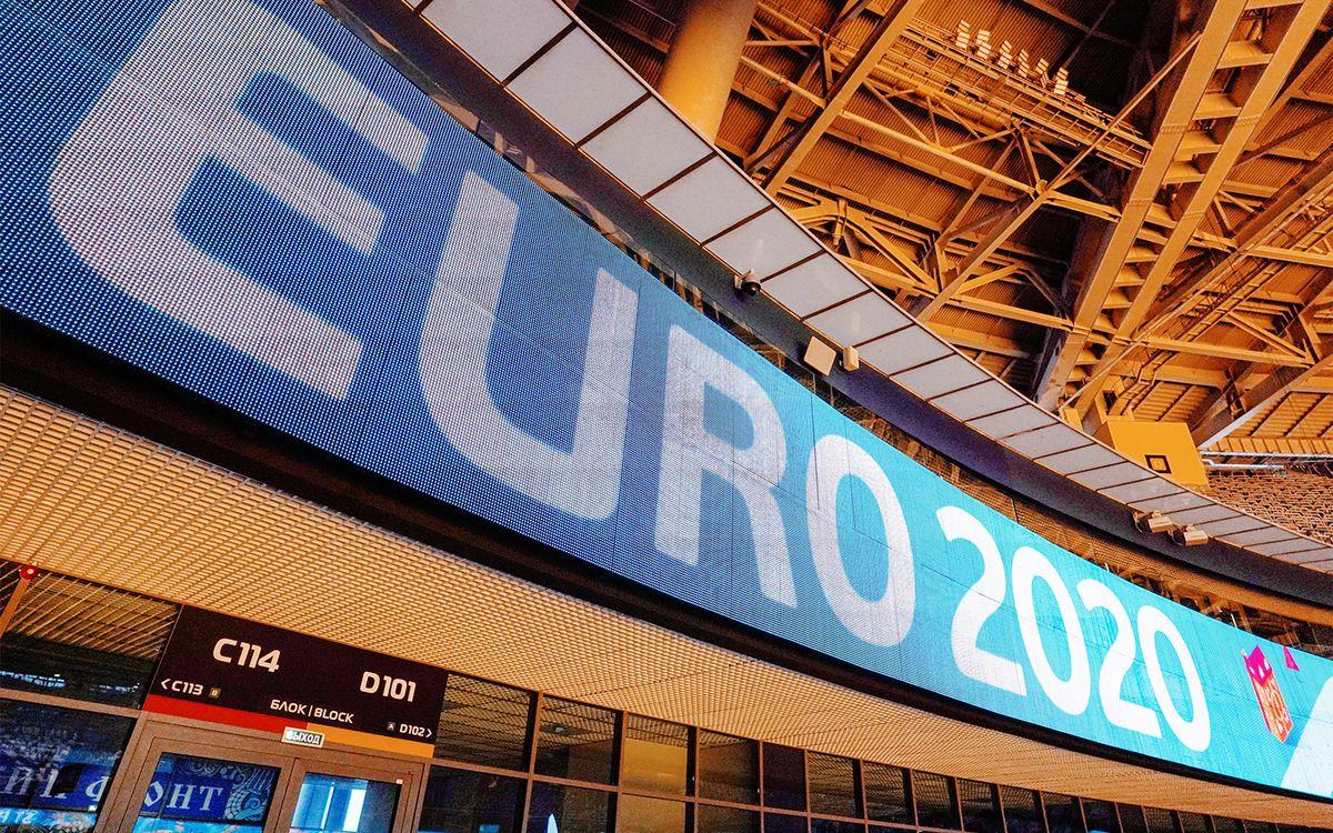 УЕФА объявил, сколько зрителей смогут посетить матчи Евро-2020. В Питере — до 50% от вместимости стадиона