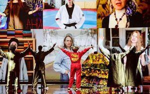 Девушка из Федерации ММА Оренбуржья «засветилась» на выступлении Манижи в полуфинале Евровидения