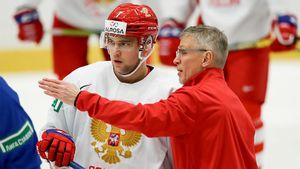 «23 сына России притянут всю страну ктелевизору». Ларионов— офинале мечты против Канады