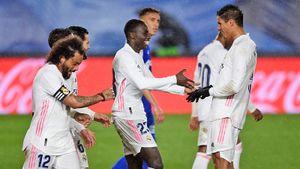 «Реал» выиграл у «Хетафе» и сместил «Барселону» со второго места в Ла Лиге