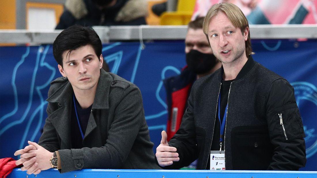 Розанов: Плющенко есть, что рассказать и чему научить. У Евгения будут отличные спортсмены, они уже есть